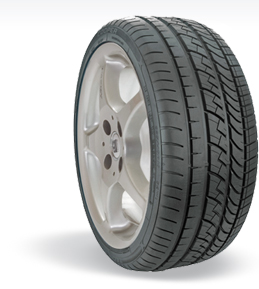 CooperZeonCS6 main tire